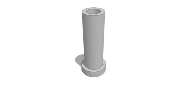 Бохирын цилиндер бетон хоолой/∅300/