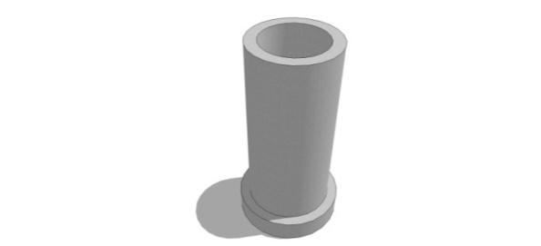 Бохирын цилиндер бетон хоолой/∅500/
