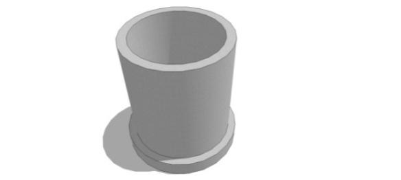 Бохирын цилиндер бетон хоолой/∅1000/